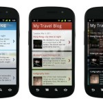 Mobile Preview Of Blogspot Blog