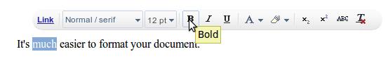 Google Scribe Smart Toolbar