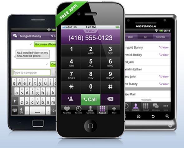 Free Phone Calls and text anyone, anywhere.